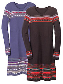 Janine Sweater Dress by Aventura