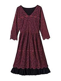 Stretch Lace Divine Dress