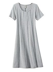Vertical Seam Dress