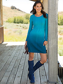 Adventura Ombre Sweater Dress