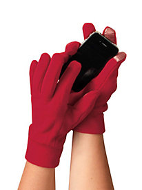 Women's Smart Fuzz Gloves