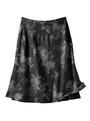 Women's Reversible Knit Skirt | Made in the USA | Sahalie