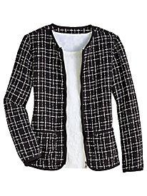 Bouclé Jacket