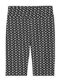 Comfort-Waist Slimming Bermuda Shorts