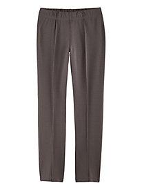 Ponté Seamed Pants By Focus 2000