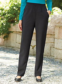 Wide Waistband Pants