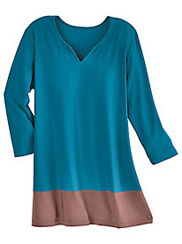 Autumn Travel Tunic