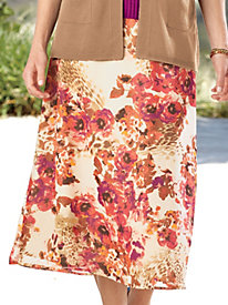 Flora and Fauna Skirt