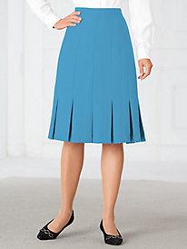Fabulously Finished Textured Skirt