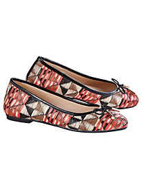 Lizzie Style Patterned Flats By Beacon®