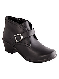 Banks Style Side-Zip Ankle Boots By Easy Street®
