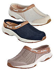 Travel Port Athletic Mules By Easy Spirit®
