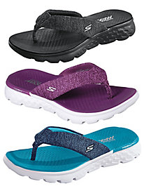 On The GO 3 Sandals By Skechers®
