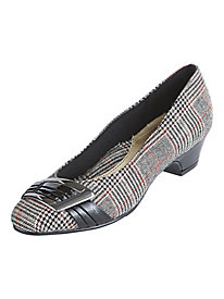 Pleats Be With You Pumps By Soft Style®