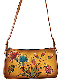 Leather Shoulder Bag From Anna By Anushka®