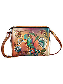 Multi-Compartment Crossbody From Anna By Anushka®