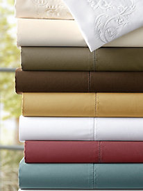 Supreme Supima® 512 Thread Count Solid Wrinkle Free Collection