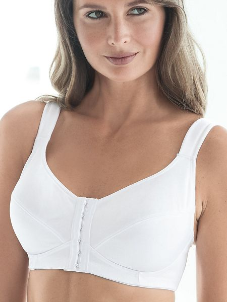 front clasp bra how to close