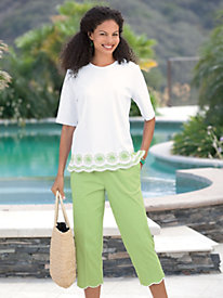Capri Pant Sets – Pantsuits for Women