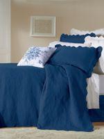 Florentina® Matelasse Coverlet, Shams & Bedskirt