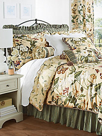 Garden Images Comforter by Williamsburg�> <meta name=