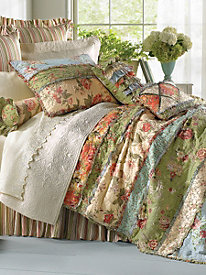 Garden Dream Bedskirt - 14'' Drop