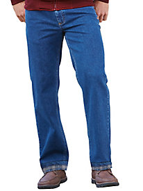 Ice House� Flannel-Lined Slacks