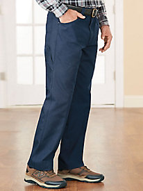 DUKE Side-Elastic Carpenter Pants