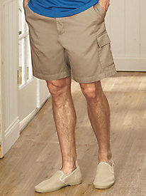 5-Pocket Cargo Shorts