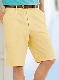 Casual Joe�� Stretch Waist Shorts