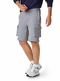 Casual Joe® Fleece Cargo Short