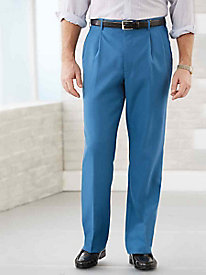 Executive Division® Pleated Slacks