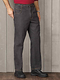 Duke Side-Elastic Jeans