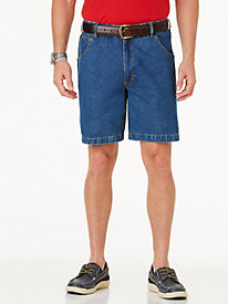 Casual Joe; Jean Shorts 79872