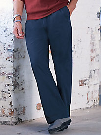 Casual Joe� Stretch Waist Pants