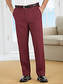 Stretch-Infused Slacks