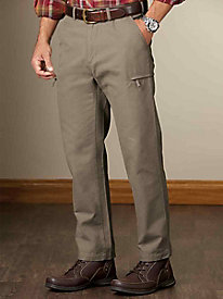 Travelers Canvas Cargo Pants