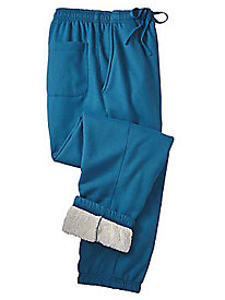 Active Joe® Sherpa-Lined Sweatpants