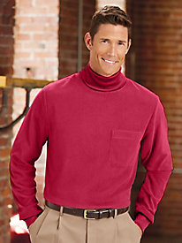 Miracle Fleece Turtleneck