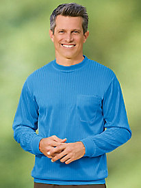 InstaDry� Textured Golf Shirts