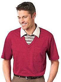 2-In-1 Knit Shirt