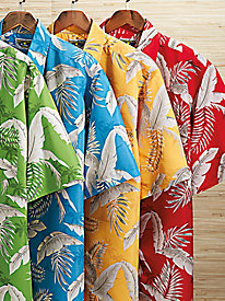 Bermuda Casuals� Hawaiian Shirt