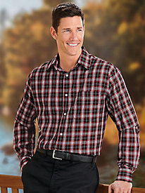 Four-Season Gingham Shirt
