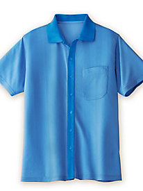 Botany 500� Button-Front Shirt