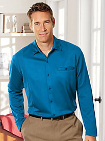 Botany 500® Wrinkle-Free Knit Shirt