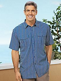 Linen-Look Shirt