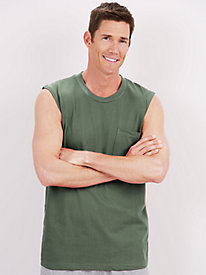 Active Joe® Sleeveless Tee Shirt