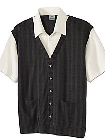 Double Decker 2-in-1 Shirt/Vest