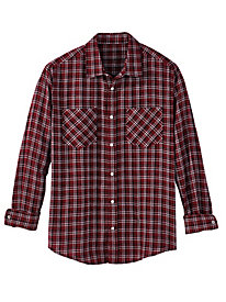 Make it Snappy Flannel Shirt