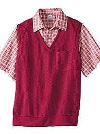2-In-1 Shirt/Vest
